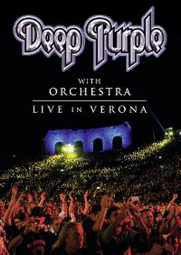 Cover Deep Purple with Orchestra - Live In Verona [DVD]